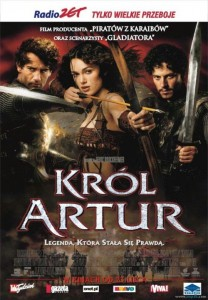 3. Król Artur